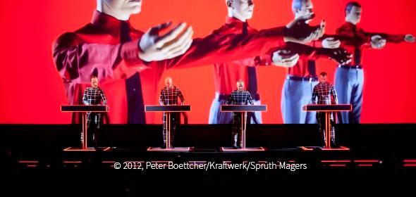 Kraftwerk – 12.09.2014 – Karlsruhe – ZKM