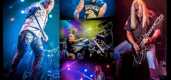 Uriah Heep – 26.11.2014 – Stuttgart – LKA