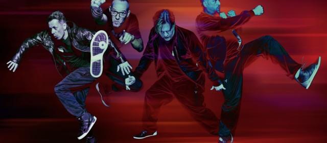 Die Fantastischen Vier – 19,20,21. 12 2014 – Stuttgart – Schleyerhalle