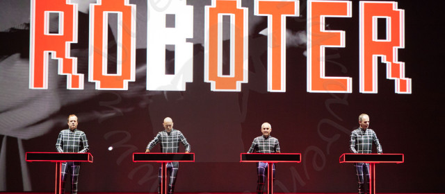 Kraftwerk und Lenny Kravitz bei den Jazz-Open 2018 in Stuttgart