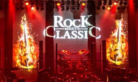 Rock meets Classic 2016 bestätigst 2. Act.