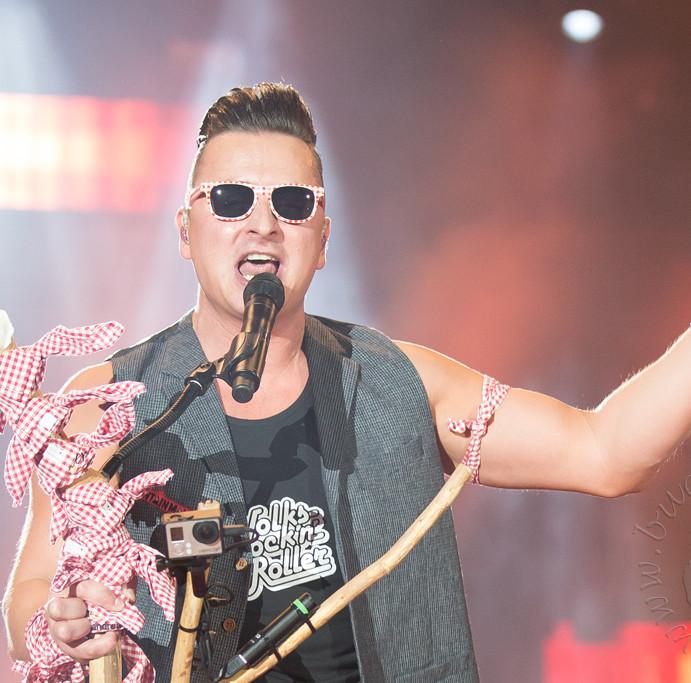 MTV Unplugged mit Andreas Gabalier