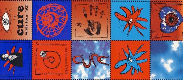 The Cure – 13.10.1992 – Stuttgart – Schleyerhalle