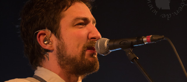 Frank Turner & The Sleeping Souls  – 20.01.2016 – Stuttgart – LKA-Longhorn