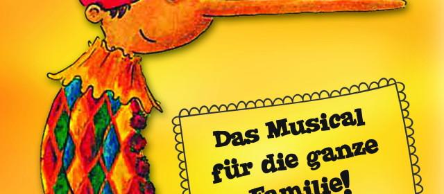 PINOCCHIO – Das Musical für die ganze Familie – 27.02.-20.03.2016  – FRIEDRICHSBAU VARIETE  – STUTTGART
