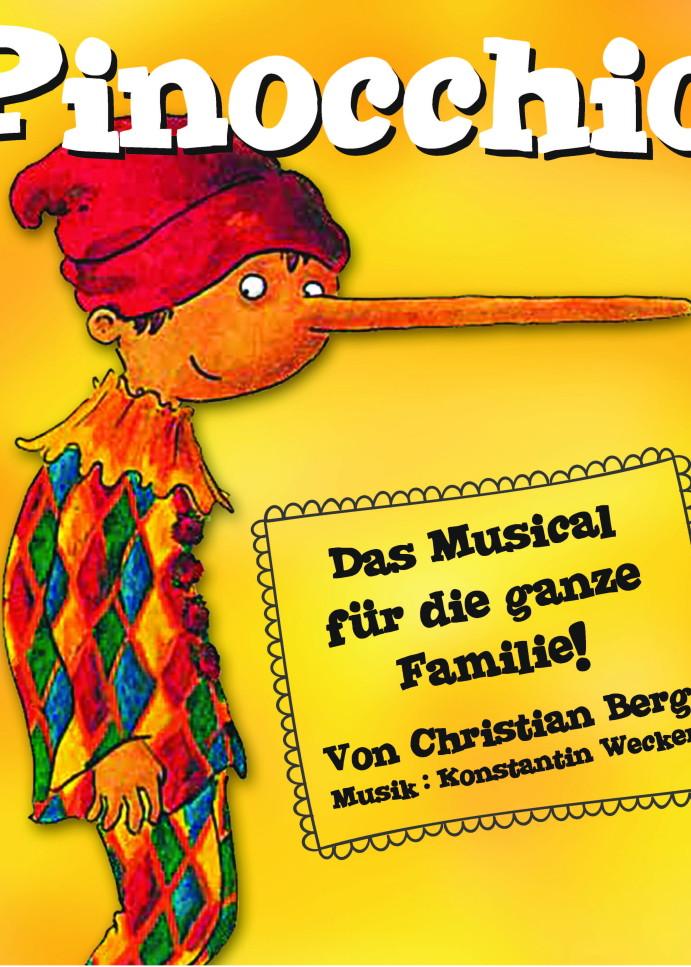 Pressekonferenz zum Familien-Musical PINOCCHIO im Friedrichsbau-Variete in Stuttgart