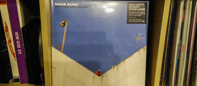 "Nada Surf ""You Know Who You Are"""