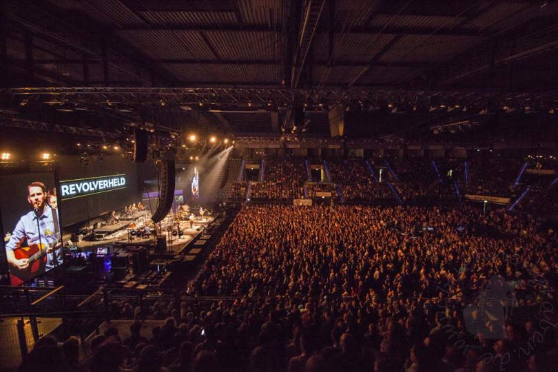 Revolverheld Unplugged 2016 Stuttgart