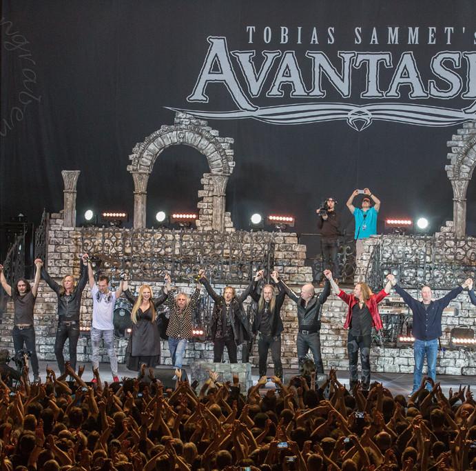 Avantasia – 01.04.2016 – Ludwigsburg – MHP-Arena