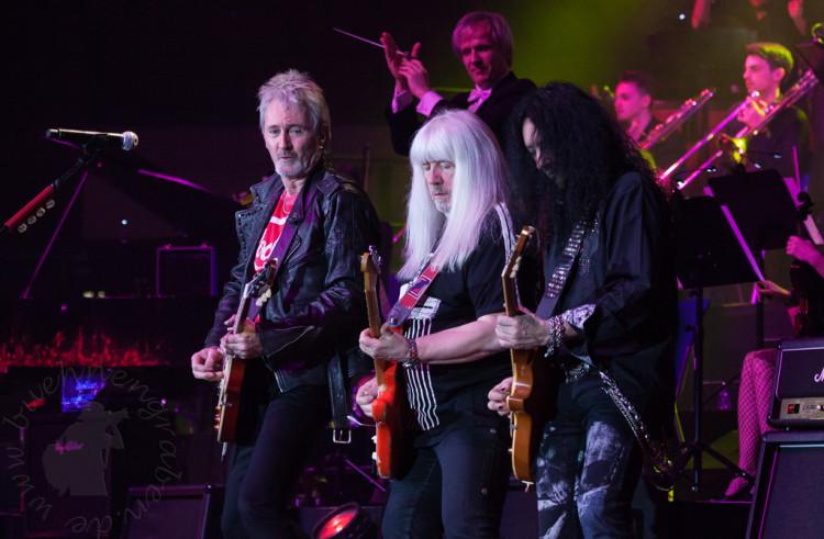 10 Jahre Rock meets Classic – 50 Jahre THE SWEET. Der Special Guest für 2019 steht fest.
