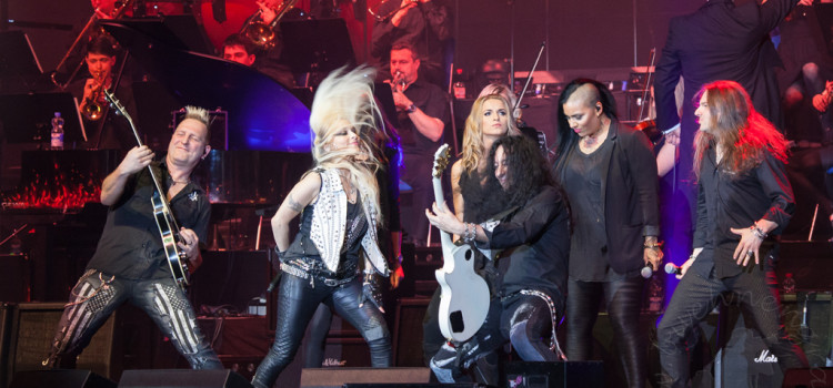 Rock meets Classic 2016 – 03.04.2016 – Stuttgart – Porsche-Arena – Konzertbericht