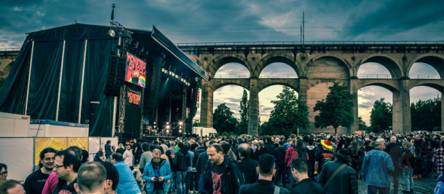 Monsters of Rock 2016 – 18.06.2016 – Bietigheim-Bissingen – Viadukt