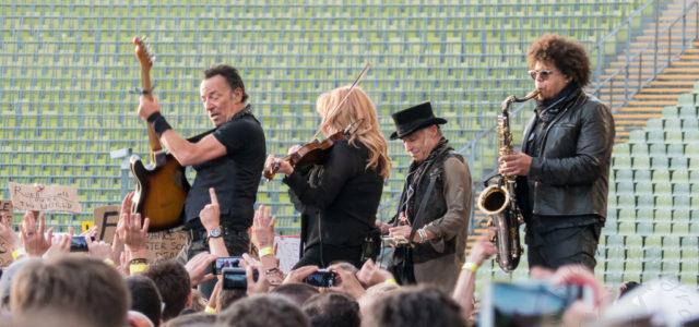 Bruce Springsteen kündigt neues E-Street-Album und Tour 2020 an.