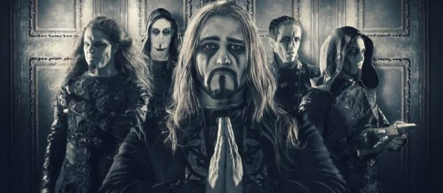Powerwolf // 14.01.2017 // Ludwigsburg // MHP-Arena