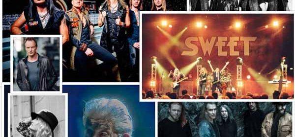 Vorschau auf die März 2017 Konzerte