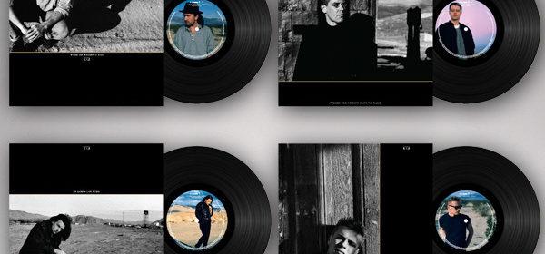 Vinyl-Geschenk für U2.COM Mitglieder