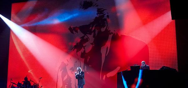 Yello // 08.12.2017 // Stuttgart // Porsche-Arena