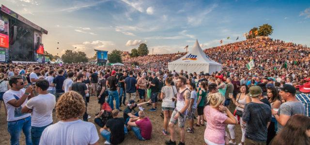 DAS FEST 2019 in Karlsruhe: Hauptact für Sonntag steht fest.