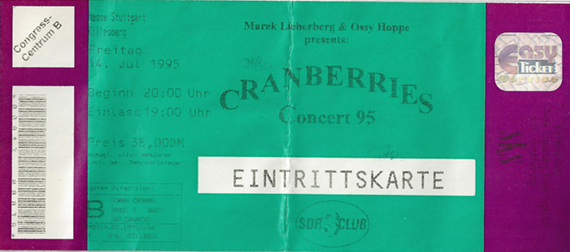 Cranberries Sängerin Dolores O'Riordan gestorben.