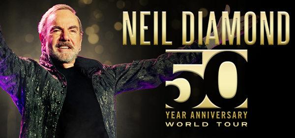 Neil Diamond wird keine Konzerte mehr geben.