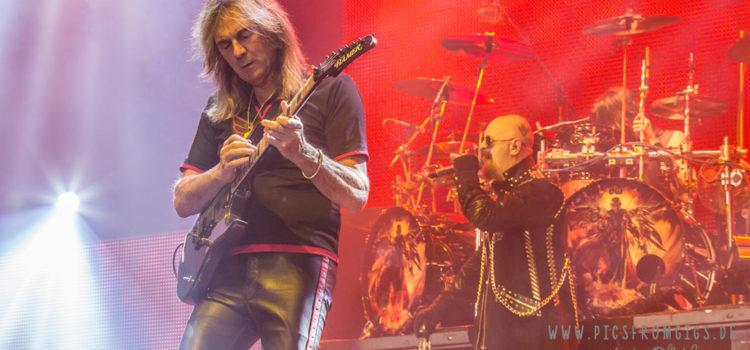 Parkinson-Diagnose bei Judas Priest-Gitarrist Glenn Tipton