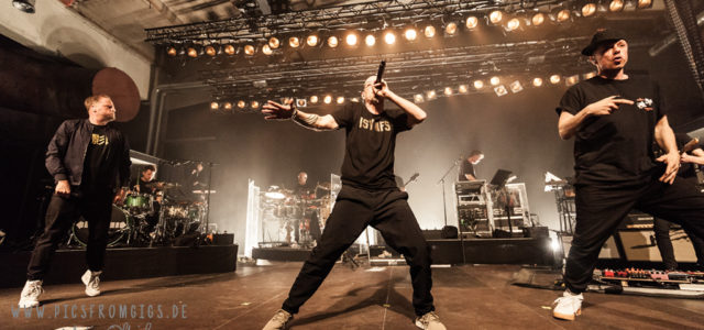 Die Fantastischen Vier mit Special Guest beim exclusiven Club-Konzert Im Wizemann in Stuttgart
