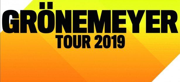 Herbert Grönemeyer geht 2019 auf  Arena-Tour – Am 16.03.2019 in der Stuttgarter-Schleyerhalle