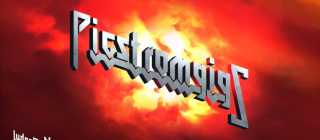 Judas Priest Firepower Logo Generator