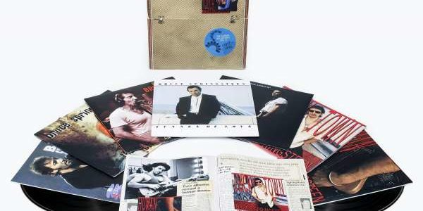 Bruce Springsteen veröffentlicht Limited-Edition Vinyl Box Set:  The Album Collection Vol. 2