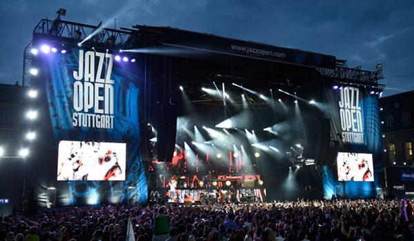 Jazz Open Stuttgart erhält Live Entertainment Award