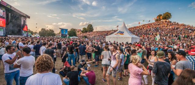 Der Samstag beim DAS FEST 2019 in Karlsruhe wird maximal fett.