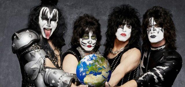 KISS gehen ab 2019 auf 3-jährige Welt-Tour. Gene Simmons am 20.07.2018 in Oberhausen.