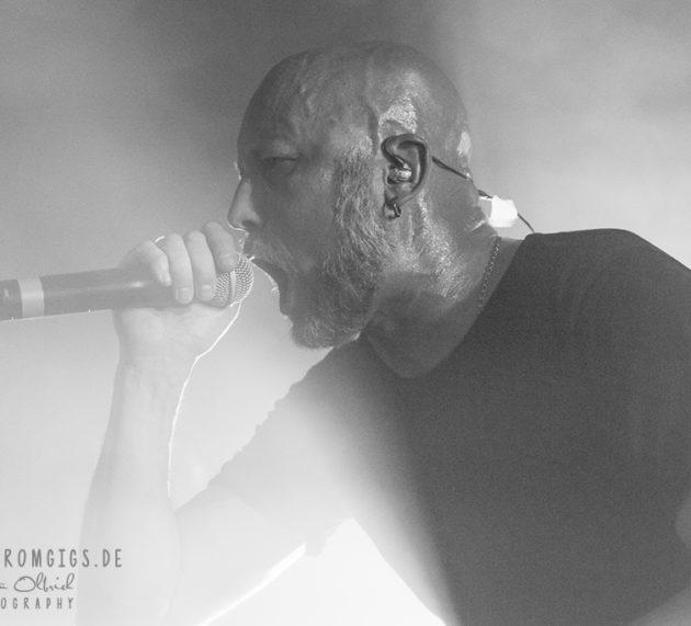 Meshuggah // 15.06.2018 // Karlsruhe // Substage