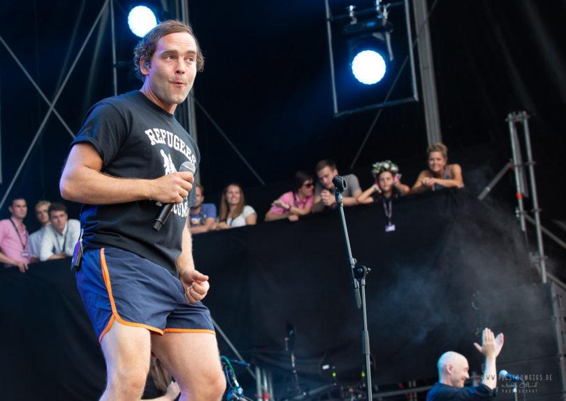 Bosse bei Das Fest 2018 in Karlsruhe