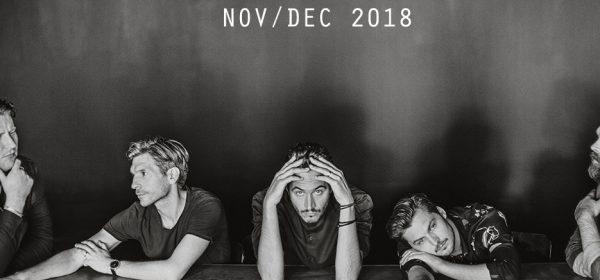 Editors // 20.11.2018 // Stuttgart // Im Wizemann