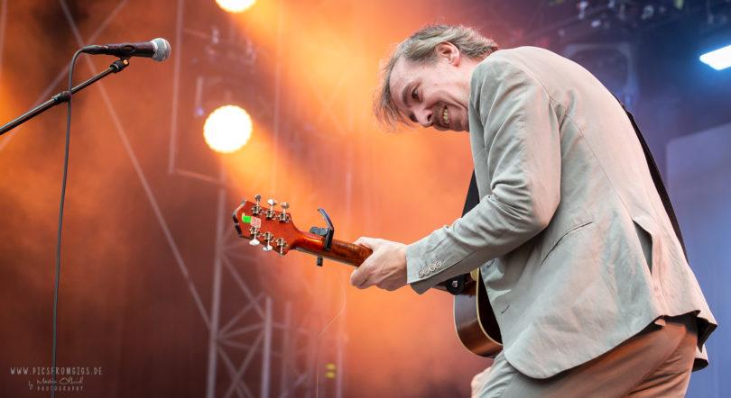 Olli Schulz bei Das Fest 2018 in Karlsruhe