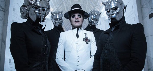 Ghost:  A Pale Tour Named Death Europe 2019 – Am 14.02.2019 in Stuttgart