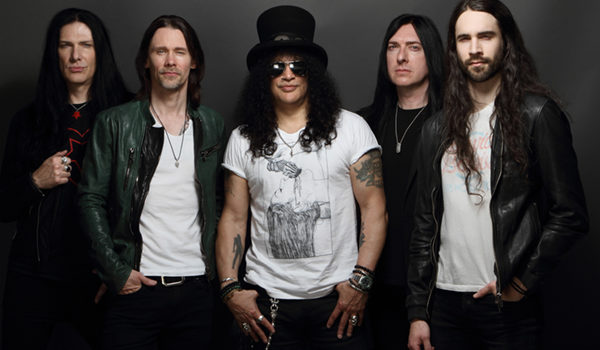 Slash Ft. Myles Kennedy & The Conspirators geben 3 Konzerte in Deutschland