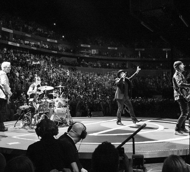 U2 // 04.09.2018 // Köln // Lanxess-Arena
