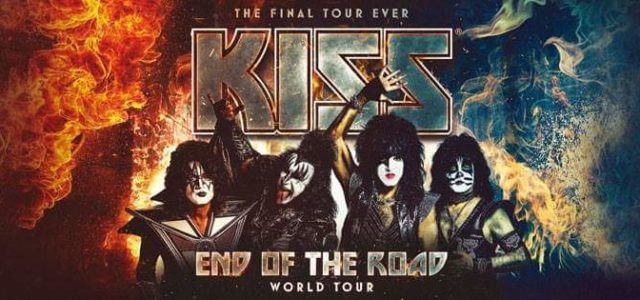 Jetzt ist es offizell: Kiss gehen auf END OF THE ROAD World Tour
