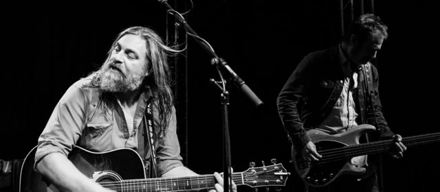 The White Buffalo // 23.10.2018 // Stuttgart // Im Wizemann