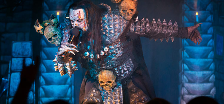 Lordi // 18.11.2018 // Ludwigsburg // Rockfabrik // Konzertbericht