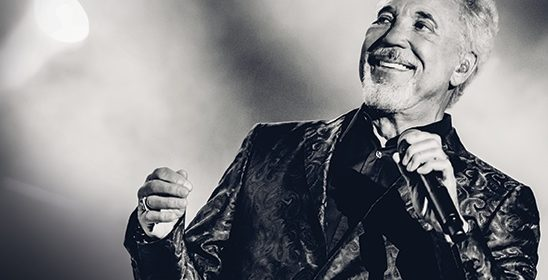 Tom Jones bei den KSK Music Open 2019 in Ludwigsburg