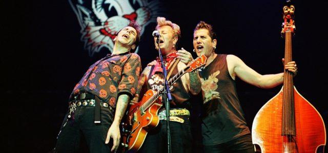 Stray Cats – 40th Anniversary Tour // Am 09.07.2019 auf der Sparda-Freilichtbühne in Stuttgart.
