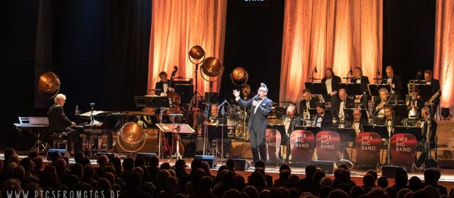 Götz Alsmann und die SWR Big Band // 19.01.2019 // Stuttgart // Liederhalle // Bericht // Bilder