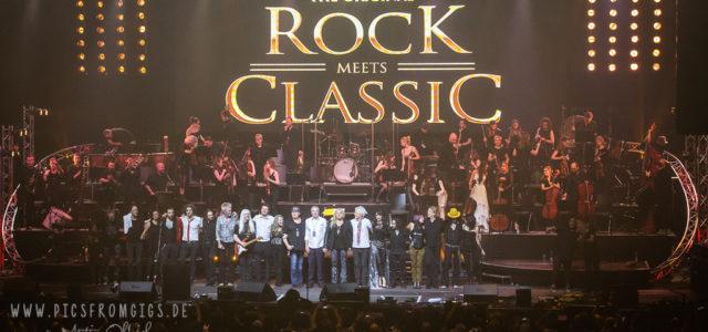 Rock meets Classic verkünden neuen Co-Headliner für die 2020er Tour