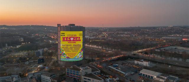 Noch eine Woche bis zum 1. Kessel-Festival in Stuttgart !!!!