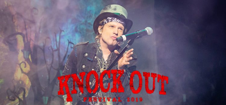 Das Line-Up für das Knock-Out-Festival 2019 in Karlsruhe steht !!!!