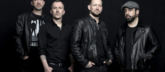 VOLBEAT. Neues Album und Tour. Am 03.11.2019 in der Schleyerhalle in Stuttgart.