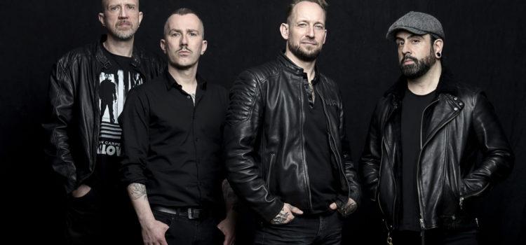 VOLBEAT. Neues Album und Tour. Am 03.11.2019 in der Schleyerhalle in Stuttgart.